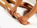 Massage jambes légères Bulle de Soi Toulouse
