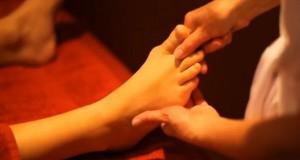 Massage des pieds, massage voute plantaire Bulle de Soi Toulouse