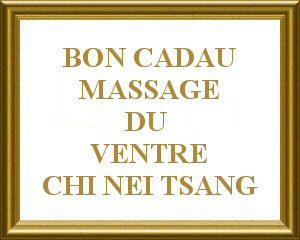 bon cadeau massage du ventre Bulle de Soi Toulouse