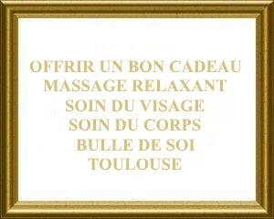 bon cadeau Bulle de Soi Toulouse